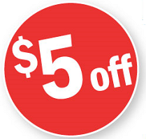 $5 OFF Acupuncture Treatments! (Mon May 9 - Sat May 14)