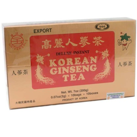 Korean Ginseng Tea (Buy 3, Get 1 Free)