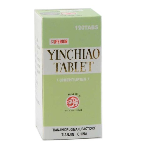 Yin Chiao Tablets - 120's