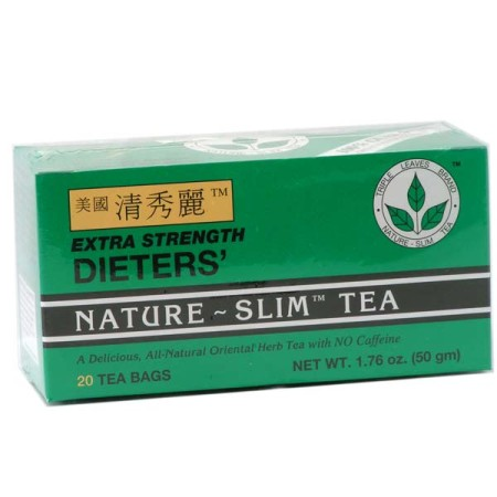 Extra Strength Dieters' Nature Slim Tea