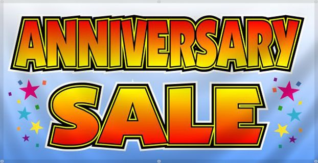 31st Anniversary Celebration Sale (May 9th - May 22nd)