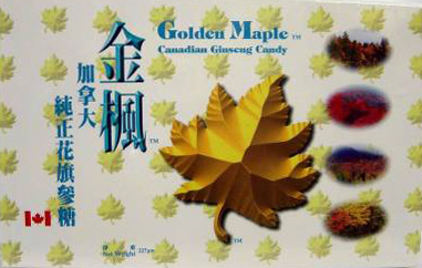 Canadian Ginseng Candy