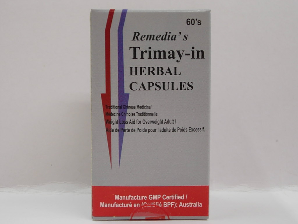 Trimay-in Herbal Capsules