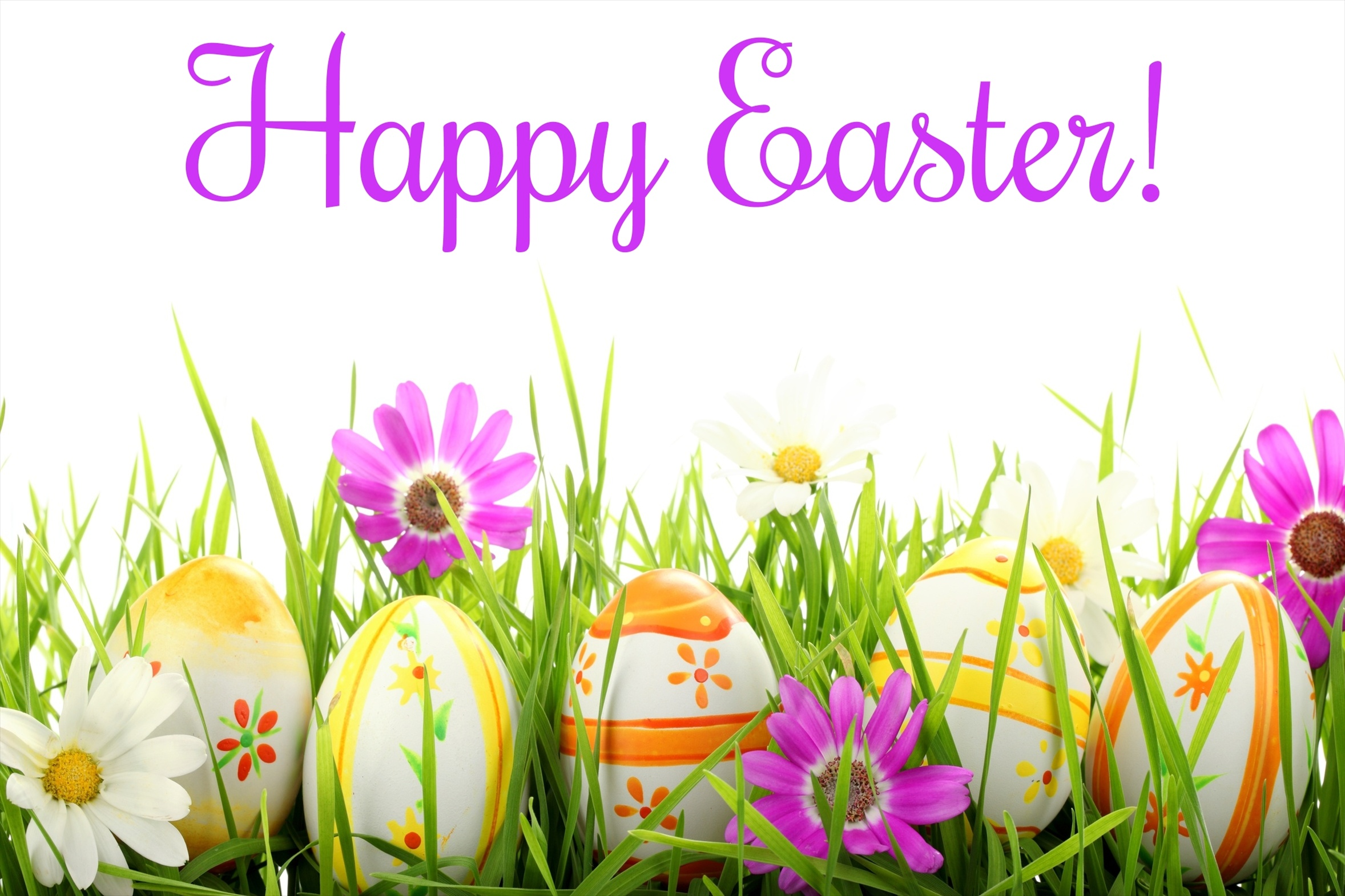 Easter Weekend Holiday Hours (Friday April 19 - Monday April 22)