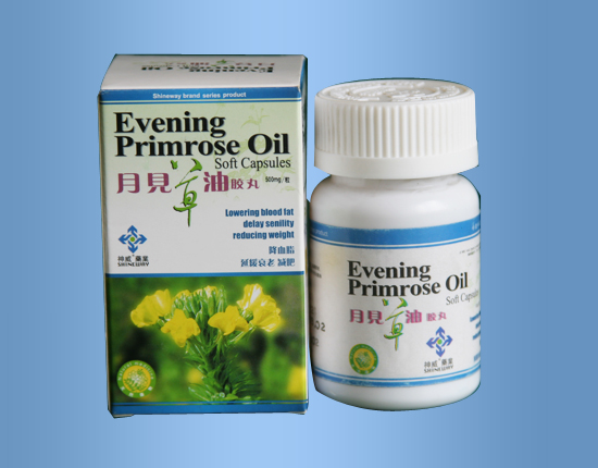 Evening Primrose Oil Soft Capsules (Buy 3, Get 1 Free)