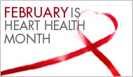 February is Heart Month (20% OFF Weekly Specials from Feb 20-28)