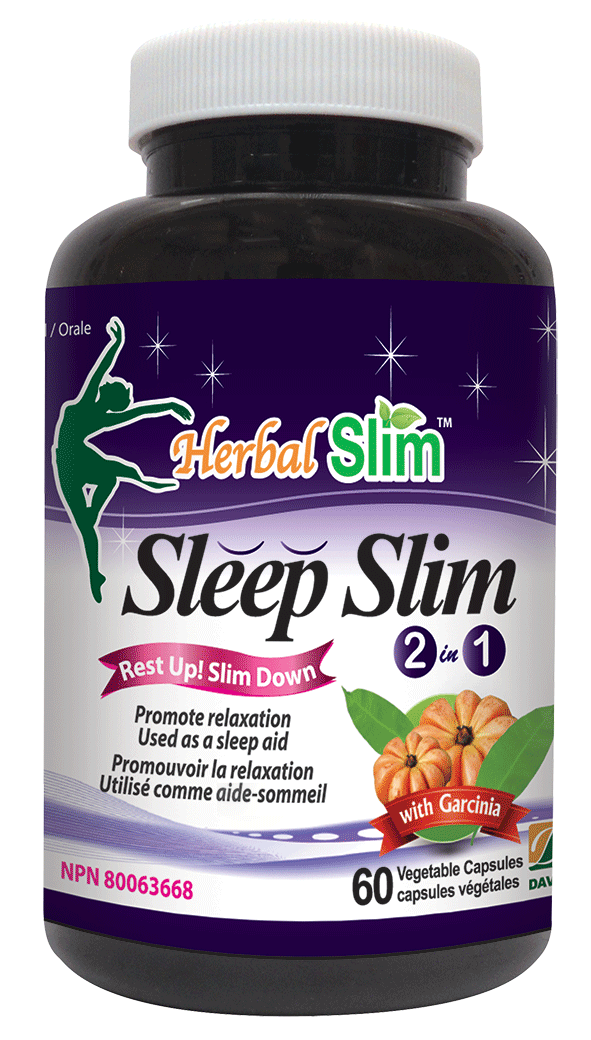 Sleep Slim 2 in 1 Capsules