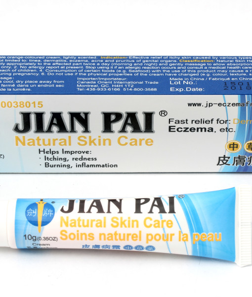 Jian Pai Natural Skin Care