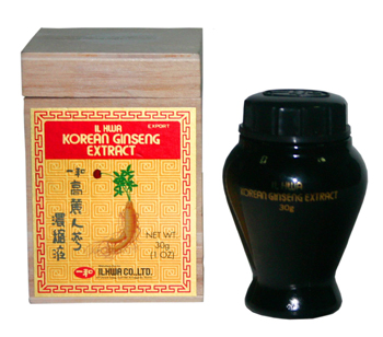Pure Concentrated Korean Ginseng Extract Paste