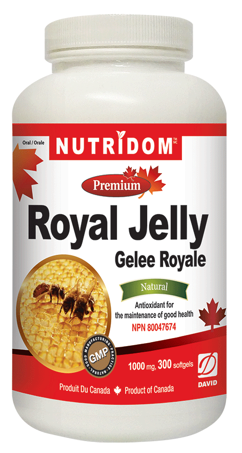 Royal Jelly Capsules (60 capsules)