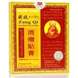 Tibet Herbal Pain Relieving Patch Cheezheng (5 patches/box)
