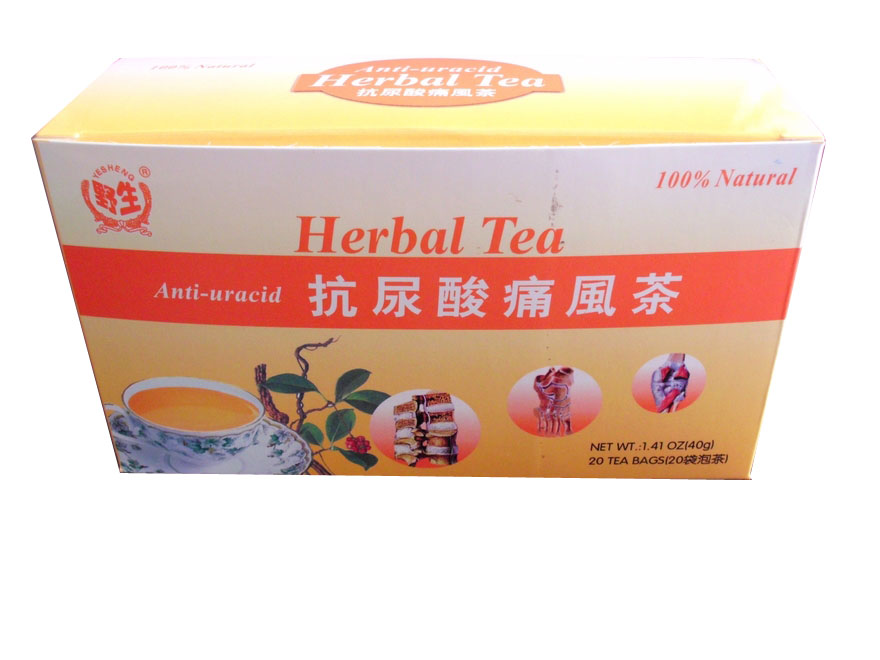 Anti-Uracid Herbal Tea