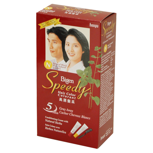Bigen Speedy Hair Dye (Natural Black)