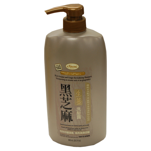 Chinese Herbal Shampoo (O'Naomi Brand) 800 ml